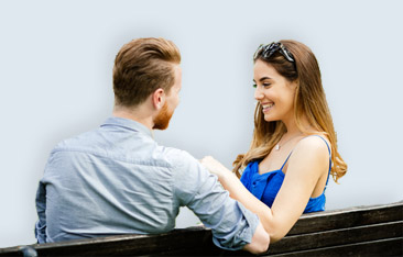 Randění s dvěma muži se nemůže rozhodnout